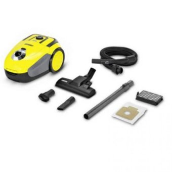 Karcher VC2 Dry Vacuum Cleaner Yellow