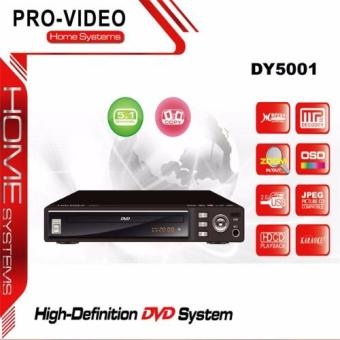 PRO VIDEO HD DVD PLAYER DY5001