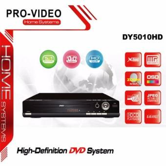 PRO VIDEO HD DVD PLAYER DY5010HD