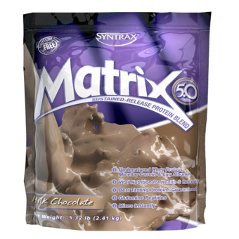 SYNTRAX Matrix 5.0 Milk Chocolate 5lb
