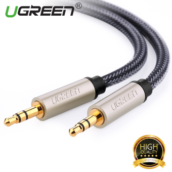 UGREEN 3.5mm Male to Male Auxiliary Aux Stereo HiFi Cable (0.5m) - Intl