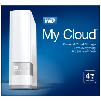 WD MyCloud Home 4TB My Cloud