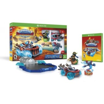 XBox One Skylanders SuperChargers (Starter Pack) / (English)