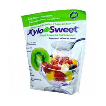 XLEAR Xylosweet All-Natural Xylitol Sweetener 1 lb / 454g