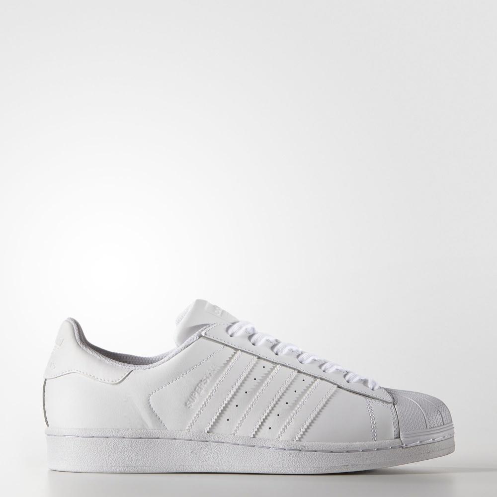 adidas superstar fondazione b27136 (bianco), singapore