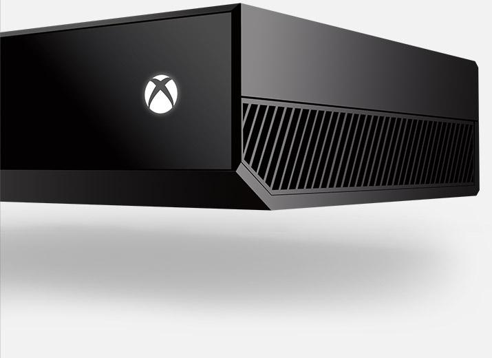 Xbox One side shot