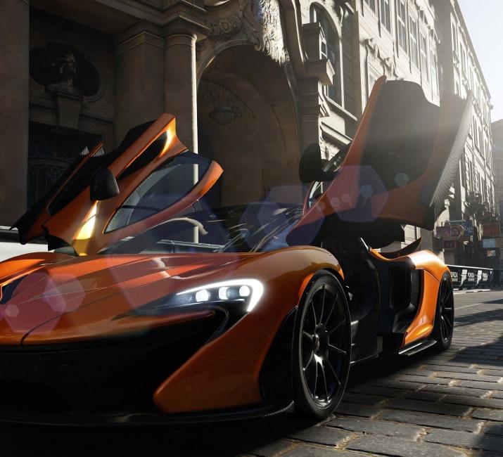 Forza 5 graphics