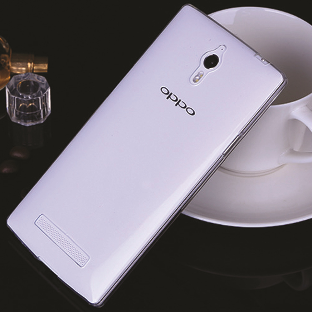 oppo find 7 x9007 mobile phone case premium clear