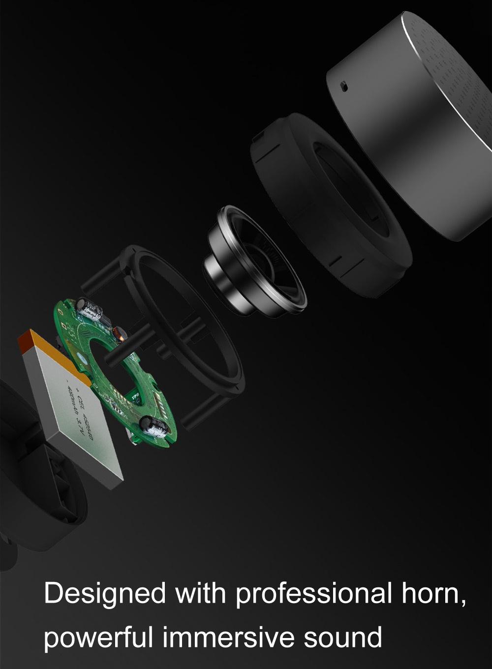 Original Xiaomi Mi Bluetooth 4.0 Speakers Wireless Audio Player Support Hands-free Phone Call