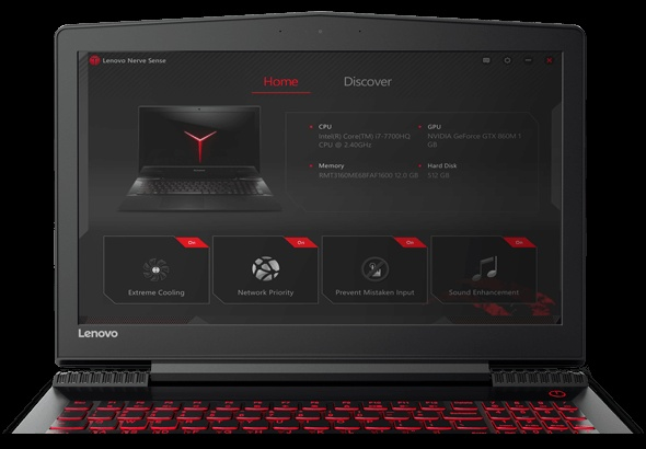 Details about Lenovo Y520