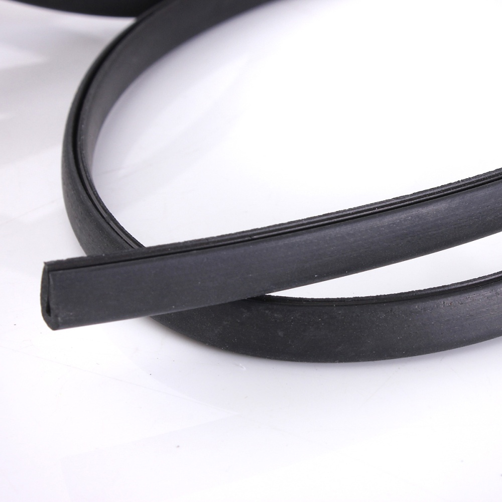 6m Black Moulding Trim Strip Car Door Scratch Protector