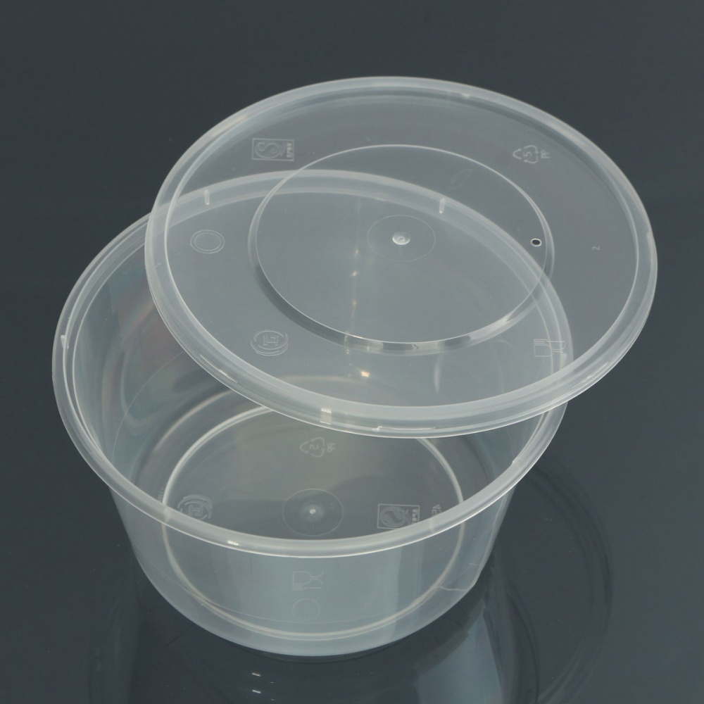 disposable food containers food storage container plastic transparent clear 30066