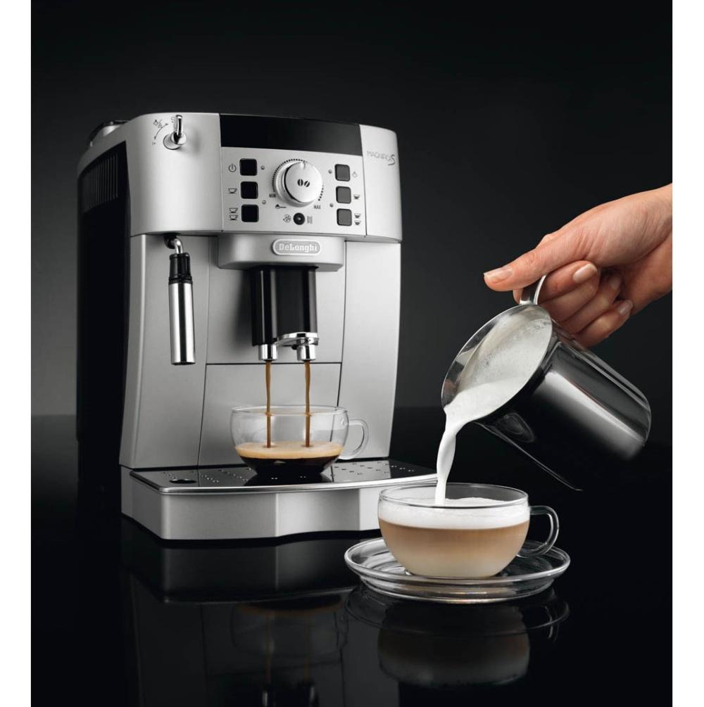 Delonghi Bean To Cup Coffee Maker Instructions : Delonghi MAGNIFICA S ECAM 22.110.SB Coffee Machine Lazada Singapore