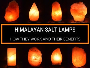 Salt Lamps How They Work : Himalayan Salt Lamp 2 to 3kg with Marble Base / Air Purifier / Humidifier / Ionizer / Negative ...