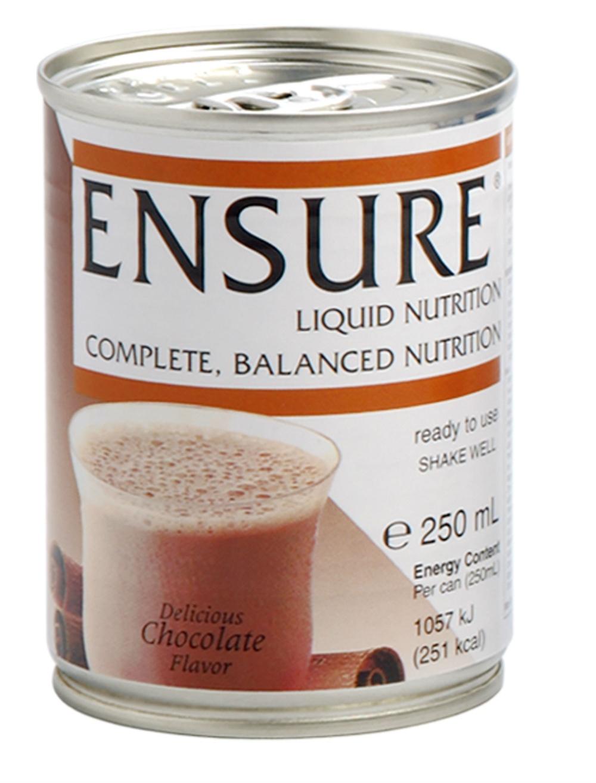 Abbott Ensure Nutritional Liquid Meal Replacement Carton