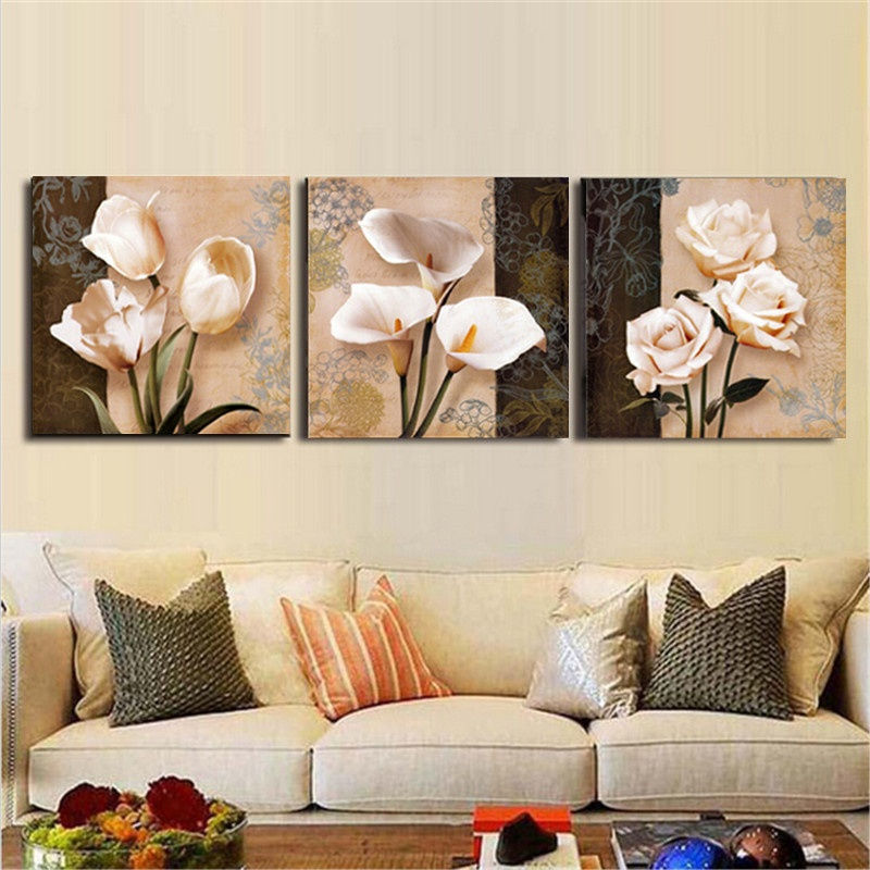2016 top fashion sale wall pictures for living room