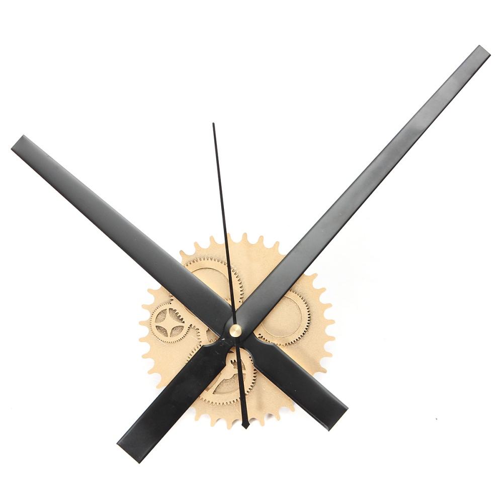 "Big DIY Clock Mechanism 11.8"" Hands Movement Retro Gear ..."