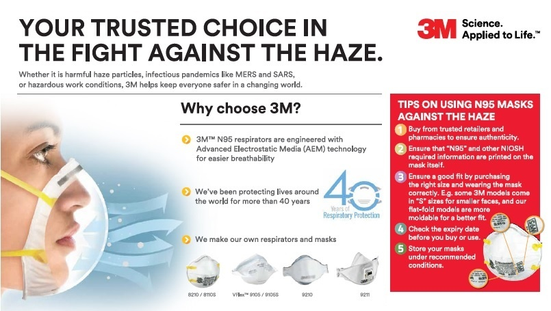 3M's latest line of respirators have been designed to deliver protection and comfort at an affordable price, and build on 3M's decades of experience in the ...
