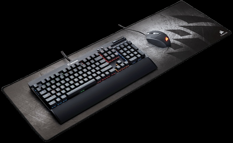 ced18f71b79 Product details of Corsair MM300 Anti-Fray Cloth Gaming Mouse Mat — Extended  Edition
