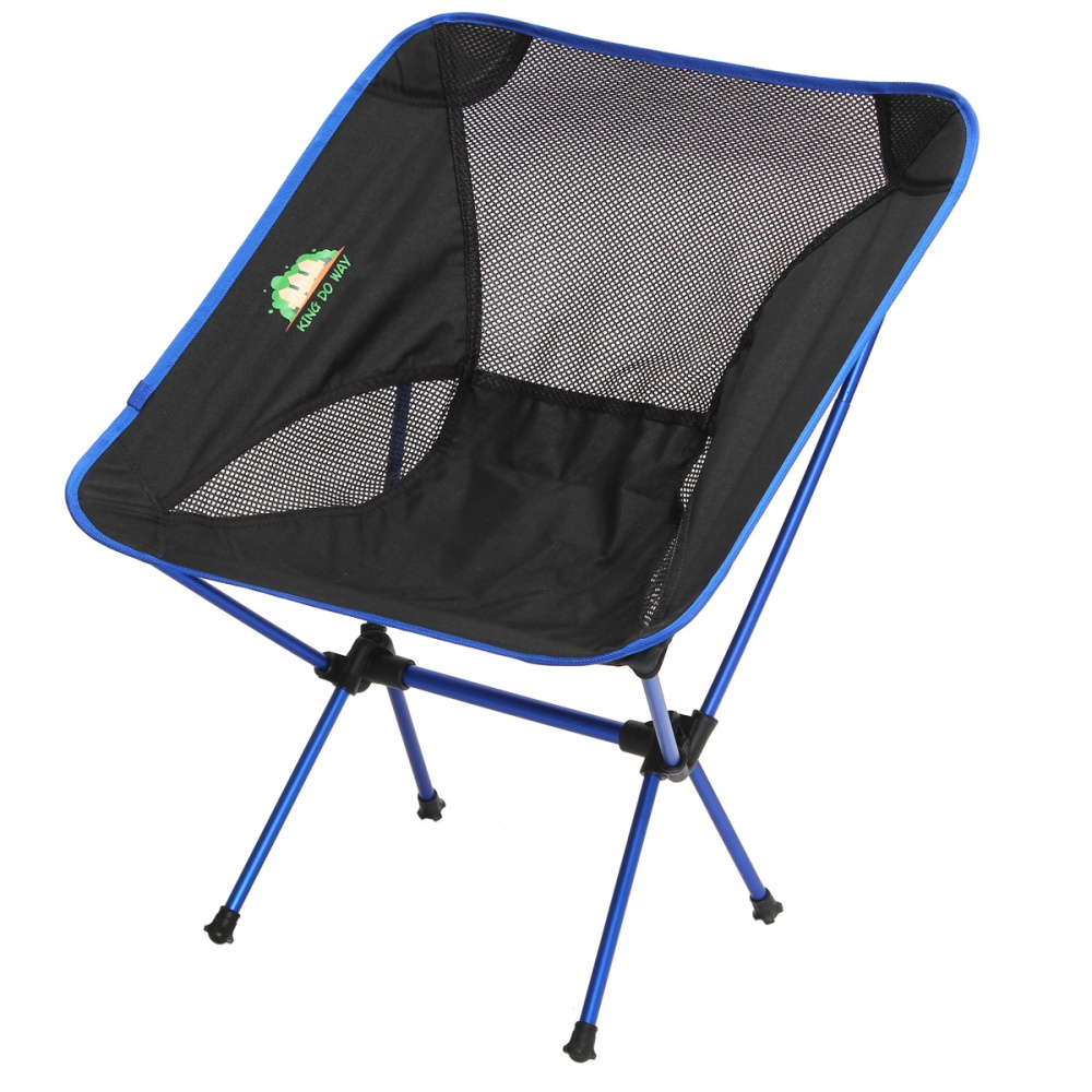 folding camping chair garden portable seat for fishing. Black Bedroom Furniture Sets. Home Design Ideas