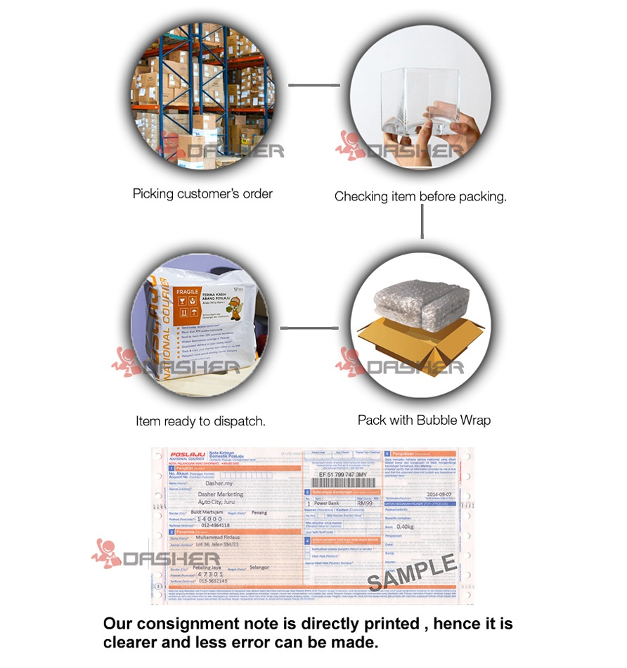 delivery packaging, pos laju