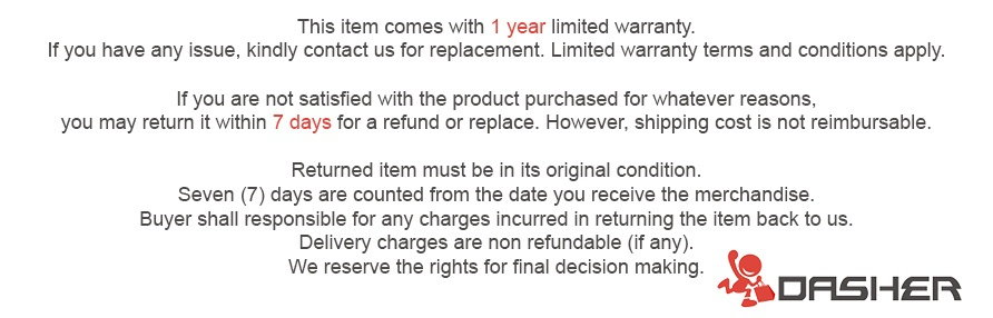 warranty, return, refund, return and refund