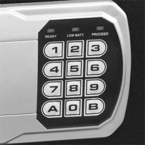 Honeywell safe 5110 digital steel security lazada singapore for 1 51 cu ft solid steel digital floor safe