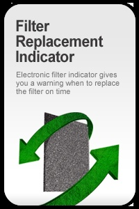 filter replacement indicator