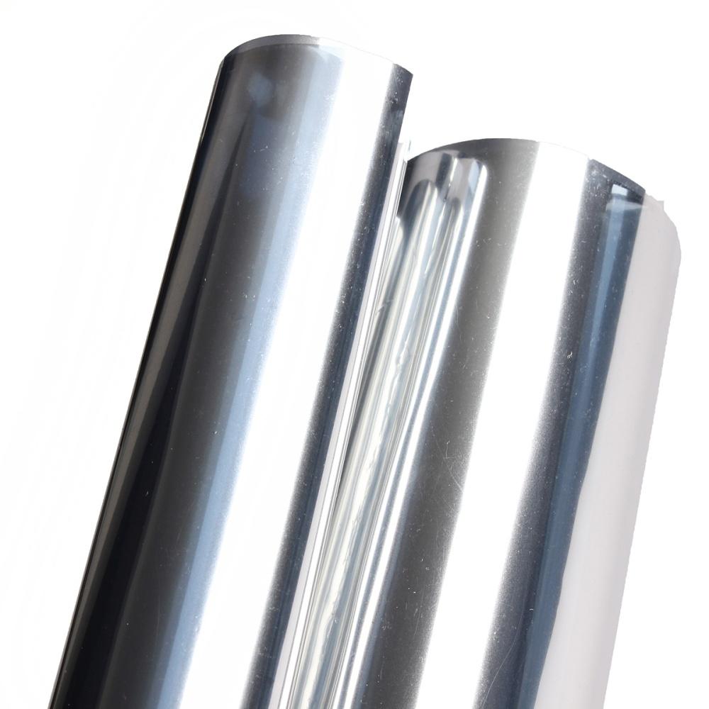 2m Silver Solar Reflective Window Film Paper Insulation