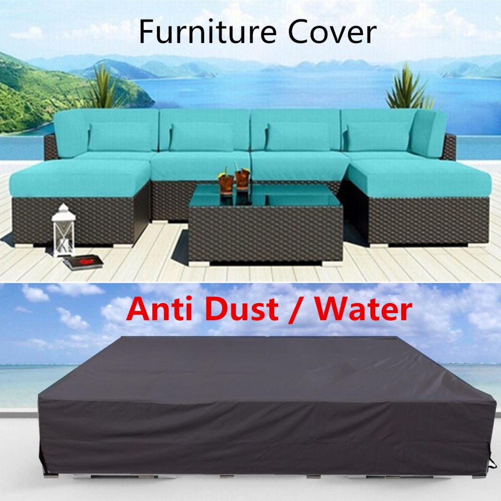 Outdoor Furniture Cover Water Resistant Patio Garden