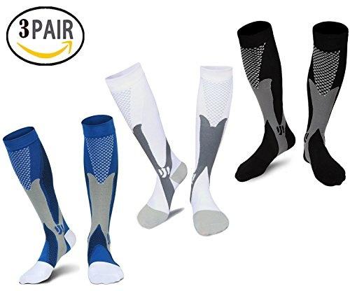 ee2b4f1b3f4d1 Medical Supplies SG: Compression Socks Men Women Best Graduated ...