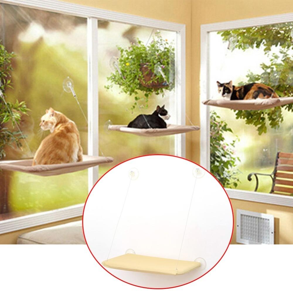 how to make a cat window hammock