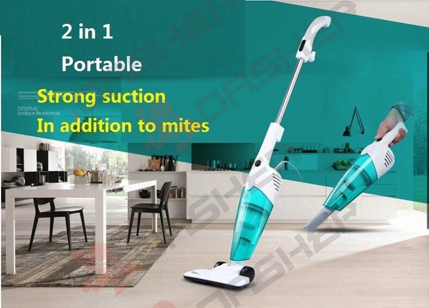 deerma, handheld mini vacuum cleaner, clean dust, quietly, quiet