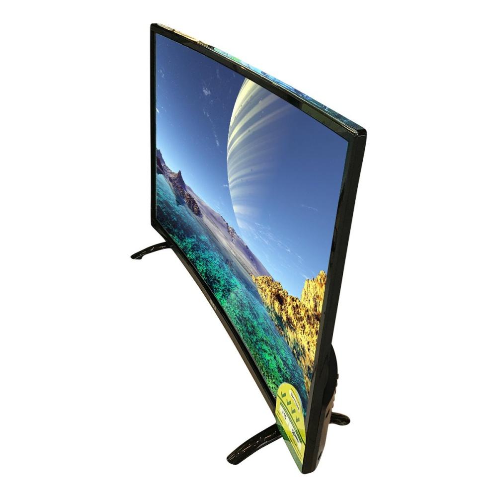32 Inch Curve T2 Digital HD LED TV ( New Design )