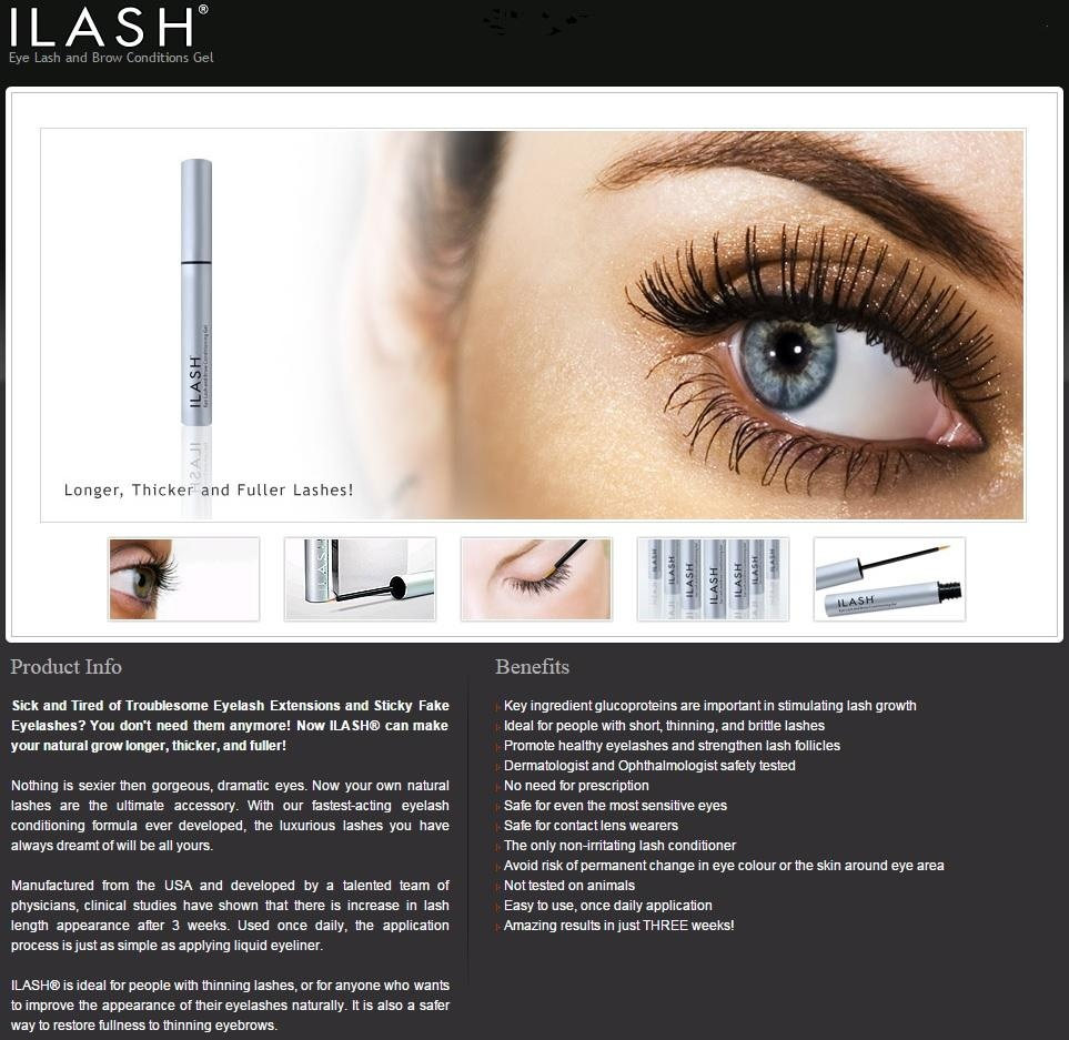 Ilash Eyelash Brow Conditioning Gel Daftar Update Harga Terbaru