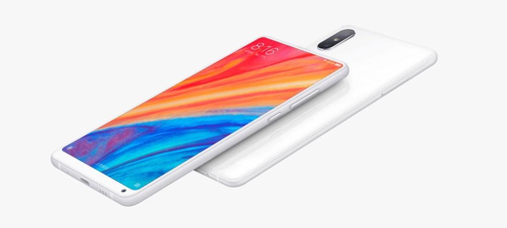 Xiaomi Mi MIX 2S 6GB/64GB Dual SIM Black (EXPORT)
