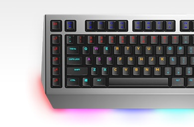 e4ac05bd23e Alienware pro gaming keyboard AW768 - Increased control and accuracy
